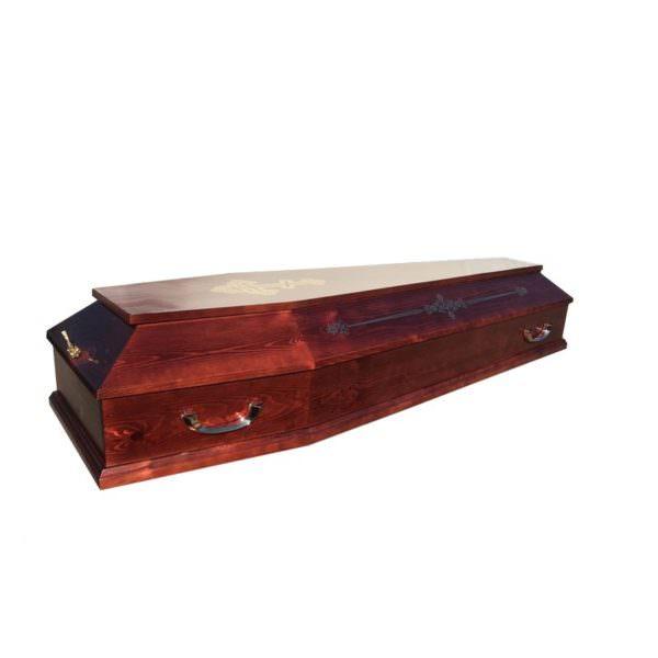 Гроб «Питерский» 6-гранник