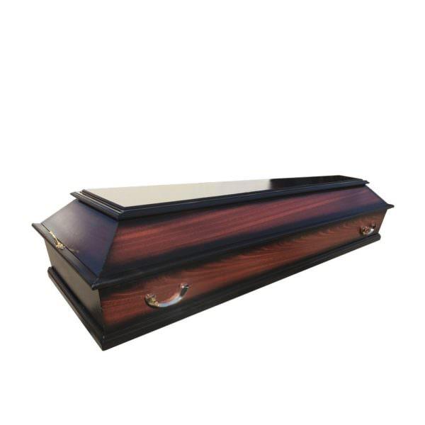 Гроб «Стандарт» ЛДСП 4-гранник