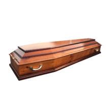 Гроб «Косичка» 6-гранник