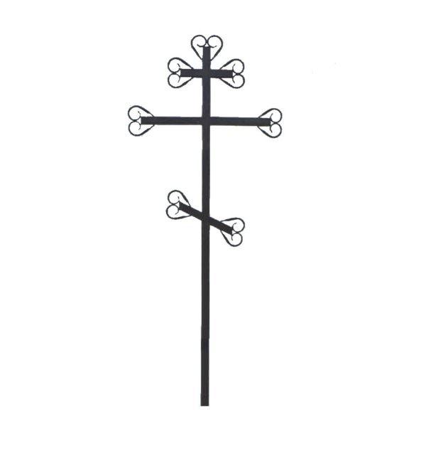 Крест металлический Эконом