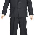 Костюм мужской с подкладкой + рубашка и галстук