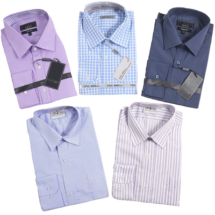 Рубашка мужская (китай) из сорочечной ткани