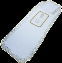 Вышивка «Богородица»/«Иисус» №32 с подушкой