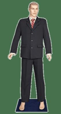 Костюмы в комплекте с рубашкой и галстуком